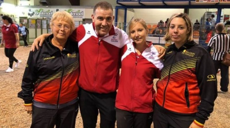 Coupe d Europe – Belgique / Angleterre