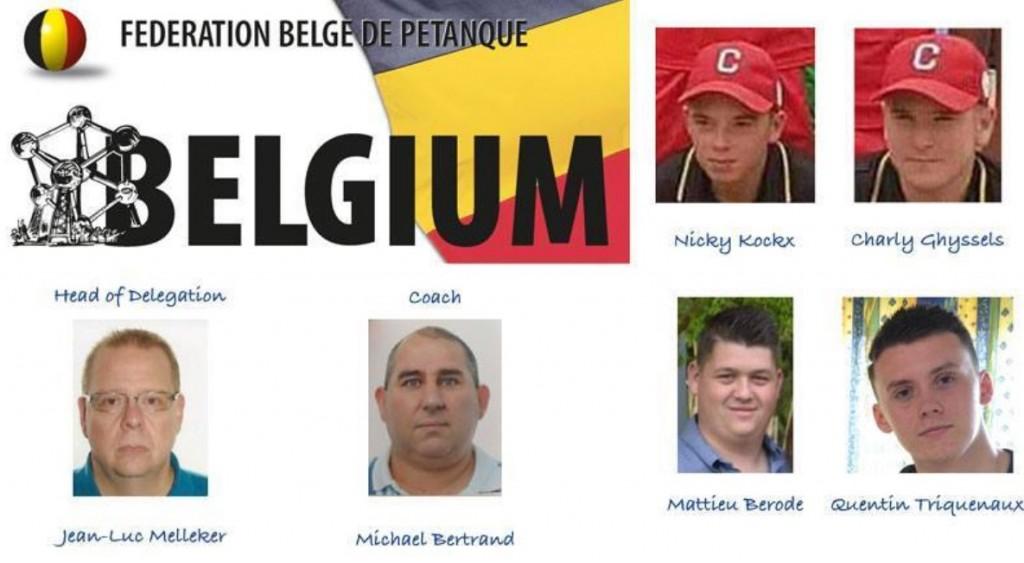 Belgium Team Espoir