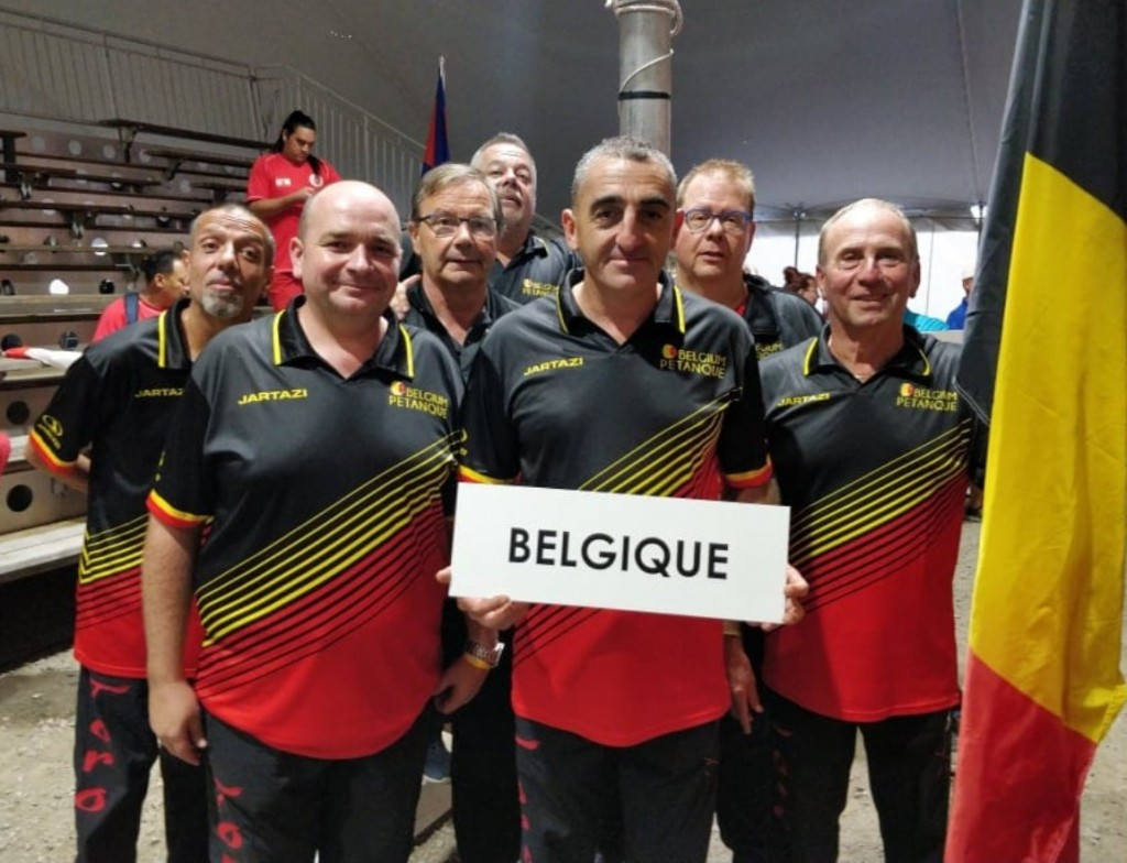 Belguim Team